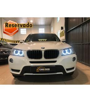 BMW X3 xDrive 20dA!!NACIONAL!!NAVI!!XENON!!BOLA!!
