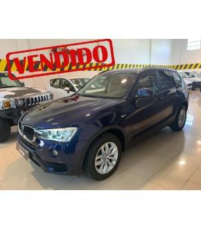 BMW X3 XDRIVE 2.0DA!!