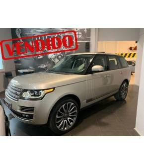 LAND ROVER  Range Rover 3.0TDV6 Vogue Aut.