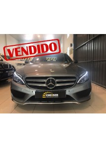 MERCEDES-BENZ C220 BLUETEC  AMG LINE EXT. INTER. FULL!!!!RESERVADO !!!!!!